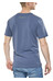 Gentic Holdgame Tee Men Dusty Blue
